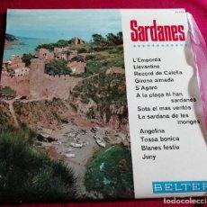Discos de vinilo: SARDANES- LP. Lote 221320797