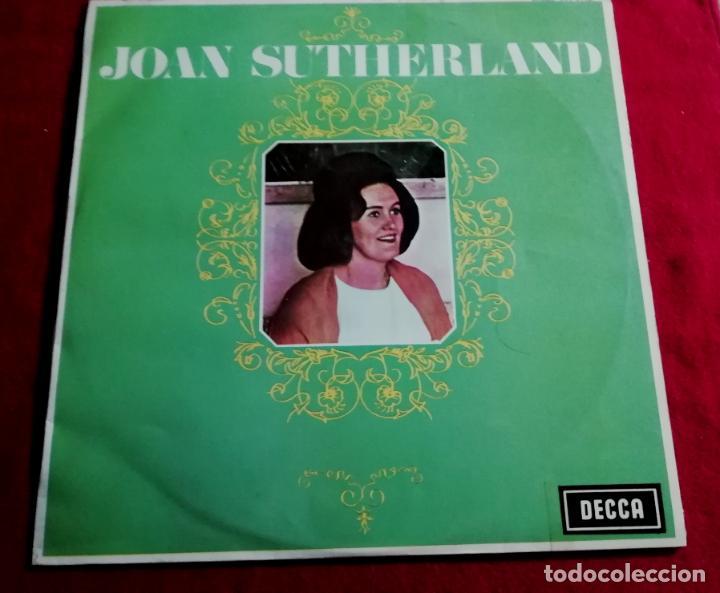 JOAN SUTHERLAND- CANTA A VERDI - LP (Música - Discos - LP Vinilo - Clásica, Ópera, Zarzuela y Marchas)