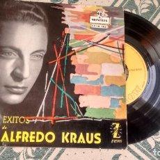 Discos de vinilo: E.P. (VINILO) DE ALFREDO KRAUS AÑOS 59. Lote 221332787
