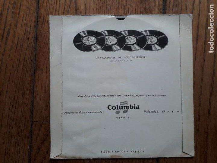 Discos de vinilo: Lenny dee - coqueta + empiezo a comprender + ciudad china + charmaine - Foto 2 - 221340407