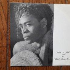 Disques de vinyle: NORBERTO DE NOAH - HE VUELTO + MULATA PASEA POR LA GRAN VIA. Lote 221343253