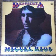 Discos de vinilo: MIGUEL RÍOS - DESPIERTA . LP . 1983 HISPAVOX. Lote 221349385