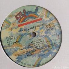 "Discos de vinilo: SKYY - SKYYZOO (12"") (SALSOUL RECORDS) SG 329 (1980,US) (D:NM). Lote 221355056"