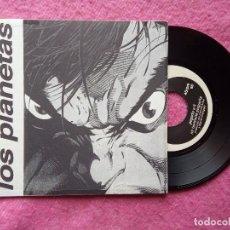 Discos de vinilo: EP LOS PLANETAS - PEGADO A TI / MI HERMANA PEQUEÑA +2 - ER-118 - GATEFOLD (EX-/EX-). Lote 221366525