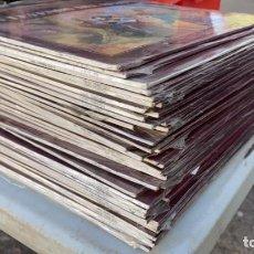Discos de vinilo: DISCOS VINILO LA ZARZUELA ESPAÑOLA COLECCION DE 49 DISCOS EDITADOS POR ZAFIRO Y SALVAT. Lote 221366766