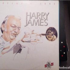 Discos de vinilo: HARRY JAMES: SEPTEMBER BIG BAND ERA ED ALEMANIA. Lote 221370250