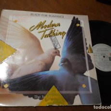 Discos de vinilo: MODERN TALKING - READY FOR ROMANCE - SPAIN - HANSA - REF I-207.705 - L -. Lote 221371388