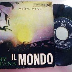 Discos de vinilo: JIMMY FONTANA-EP IL MONDO +3. Lote 221377922