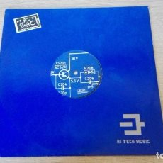 Discos de vinilo: E.S.G.-ELECTRONIC SOUND GENERATOR-VINILO-MAXI SINGLE 45 RMP-HI TECH MUSIC-ITALIA-AÑO 1990-IMPORT.. Lote 221379035