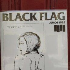 Discos de vinilo: BLACK FLAG - DEMOS 1982. LP VINILO NUEVO. Lote 221379071