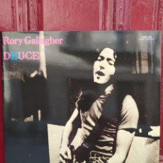 Discos de vinilo: RORY GALLAGHER–DEUCE . LP VINILO NUEVO. Lote 221382505