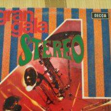 Discos de vinilo: GRAN GALA STEREO, ITALIA. Lote 221386282