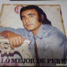 Discos de vinilo: LO MEJOR DE PERET. Lote 221386615