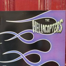 Discos de vinilo: THE HELLACOPTERS - PAYIN' THE DUES - LP VINILO NUEVO. Lote 221388958