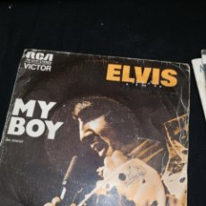 Discos de vinilo: LOTE 23 DISCOS. ELVIS.. BEATLES.. MICKEL JACKSON.. THE JACKSON.. RADIO FUTURA.. BOB DYLAN.. G. HARRI. Lote 221392122