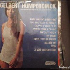 Discos de vinilo: ENGELBERT HUMPERDINCK SUNG BY DANNY STREET WITH ALAN CADDY ORCHESTRA & CHOIR. Lote 221393755