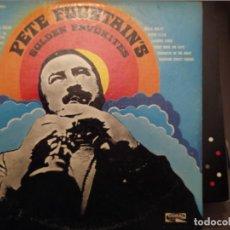 Discos de vinilo: PETE FOUNTAIN'S: GOLDEN FAVOURITES ED USA 1970 HELLO DOLLY, SPANISH EYES,STRANGERS IN THE NIGHT. Lote 221394447