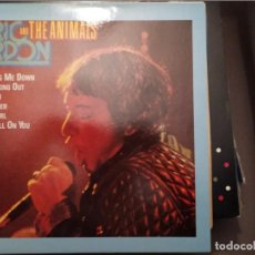 Discos de vinilo: ERIC BURDON AND THE ANIMALS, ED ESPAÑA VICTORIA / PDI 1982. Lote 221394736