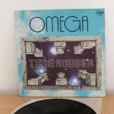 Discos de vinilo: OMEGA - TIME ROBBER - 1976 - PORTUGAL - VG/VG+. Lote 221396472