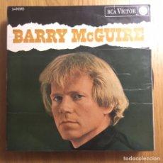 Discos de vinilo: BARRY MCGUIRE THIS PRECIOUS TIME EP EDIC ESPAÑA 1965 BUENA CONSERVACION. Lote 221402223