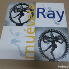 Discos de vinilo: RAY (LP) MUEVETE AÑO 1991. Lote 221406942