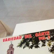 Discos de vinilo: BAL-8 DISCO 12 PULGADAS VINILO MUSICA VARIEDAD DEL CANTE VOL 2. Lote 221426282