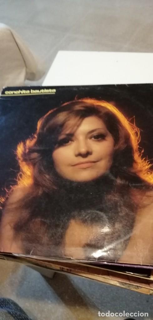 BAL-8 DISCO 12 PULGADAS VINILO MUSICA CONCHITA BAUTISTA. LASTIMA, HOY TE TENGO LASTIMA (Música - Discos - LP Vinilo - Otros estilos)