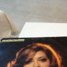 Discos de vinilo: BAL-8 DISCO 12 PULGADAS VINILO MUSICA CONCHITA BAUTISTA. LASTIMA, HOY TE TENGO LASTIMA. Lote 221426351