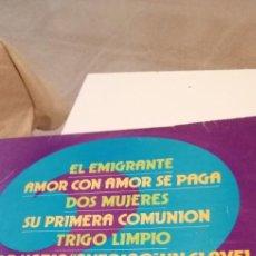 Discos de vinilo: BAL-8 DISCO 12 PULGADAS VINILO MUSICA VOL 2 EL EMIGRANTE. Lote 221426415