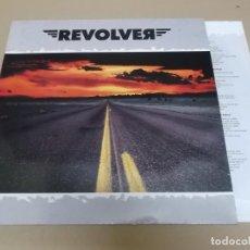 Disques de vinyle: REVOLVER (LP) REVOLVER-90 AÑO 1990 – ENCARTE CON LETRAS. Lote 221426901