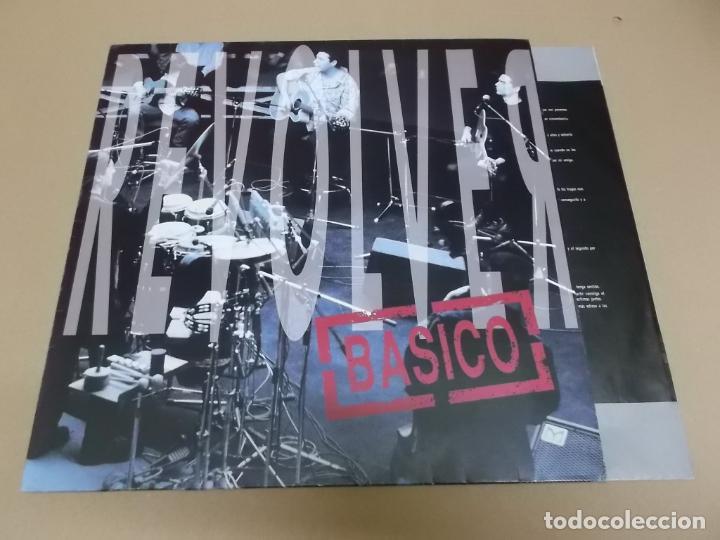 REVOLVER (LP) BASICO AÑO 1993 – ENCARTE CON CREDITOS (Música - Discos - LP Vinilo - Grupos Españoles de los 90 a la actualidad)