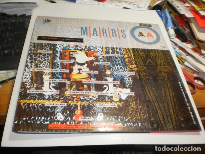 Discos de vinilo: maxi single marrs pump up the volume. blanco y negro 1987 spain (probado y bien) - Foto 2 - 221427121