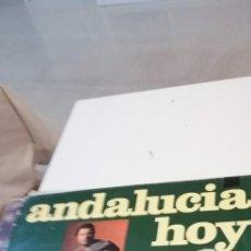 Discos de vinilo: BAL-8 DISCO 12 PULGADAS VINILO MUSICA ANDALUCIA HOY FOSFORITO. Lote 221427666