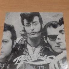 Discos de vinilo: DISCO VINILO ROCK´N`BORDES - - PROMOCIONAL - SIN TI - HEY PRINCESA - MAXI LP 12 PULGADAS - LEER. Lote 221437096