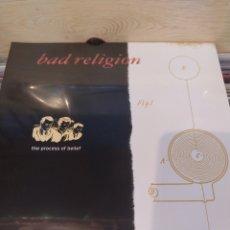 Discos de vinilo: BAD RELIGION?–THE PROCESS OF BELIEF . LP VINILO PRECINTADO. Lote 221442000