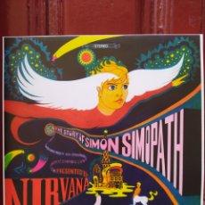 Discos de vinilo: NIRVANA –THE STORY OF SIMON SIMOPATH . LP VINILO NUEVO. Lote 221443901