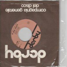 Discos de vinilo: 45 GIRI NO COVER HOAGY LANDS IO NON VOLEVO /TI CREDO SANREMO 1965 BRANO NON FINALISTA ITALY. Lote 221444332