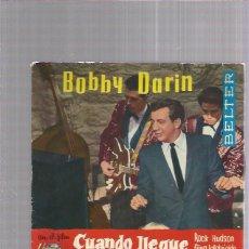 Discos de vinilo: BOBBY DARIN. Lote 221449958