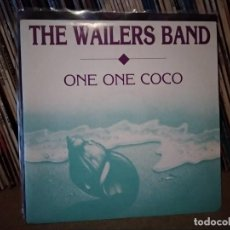 Discos de vinilo: THE WAILERS BAND - ONE ONE COCO (SINGLE PROMO ATLANTIC 1989)OG ESPAÑA BOB MARLEY. Lote 221455938