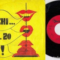 Discos de vinilo: SCHIZO - SCHIZO - ROCK PROGRESIVO FRANCES - SINGLE VINILO EDICION ESPAÑOLA. Lote 221456036