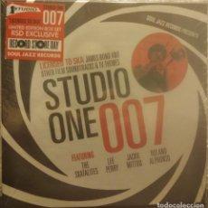 "Discos de vinilo: STUDIO ONE 007 · LICENSED TO SKA · BOX 5X7"" VINYL · RSD 2020 · NEW & SEALED. Lote 221462571"