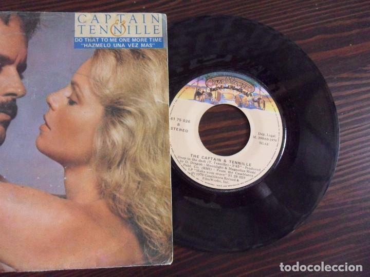Discos de vinilo: captain & tennille - hazmelo una vez mas - casablanca records - 1979 - Foto 2 - 221463412