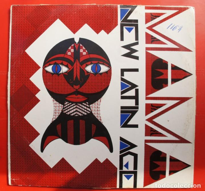 DISCO DE VINILO- NEW LATIN AGE -MAMA (Música - Discos - LP Vinilo - Otros estilos)