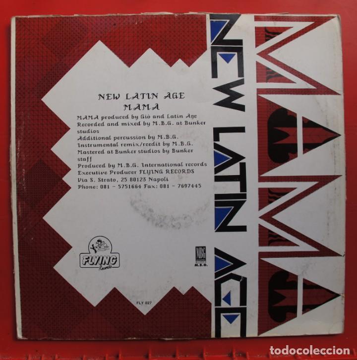 Discos de vinilo: DISCO DE VINILO- NEW LATIN AGE -MAMA - Foto 2 - 221463460