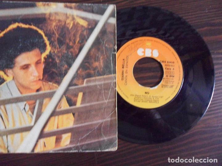 Discos de vinilo: gianni bella - no (en español) - CBS stereo - 1979 - Foto 2 - 221463571
