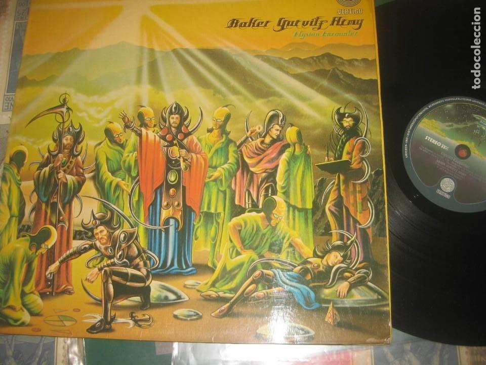 BAKER GURVITZ ELYSIAN ENCOUNTER(1975-VERTIGO) OG ALEMANIA DOBLE CARPETA EX CREAM LE (Música - Discos - LP Vinilo - Pop - Rock - Extranjero de los 70)
