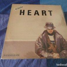 "Discos de vinilo: EXPRO MAXISINGLE 12"" ESPAÑOL 1988 PET SHOP BOY HEART BUEN ESTADO GENERAL PEGATA ATRAS. Lote 289812588"