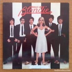 """Discos de vinilo: LP BLONDIE """"PARALLEL LINES"""" 1978, VINILO EN MUY BUEN ESTADO.. Lote 221477668"""