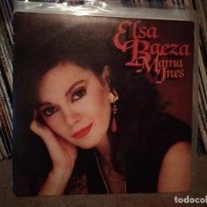 Discos de vinilo: ELSA BAEZA - MAMA INES 1982. Lote 221477696