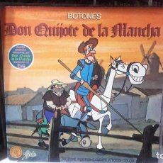 Discos de vinilo: BOTONES - DON QUIJOTE LP 1979 INCLUYE PÓSTER. Lote 221482125